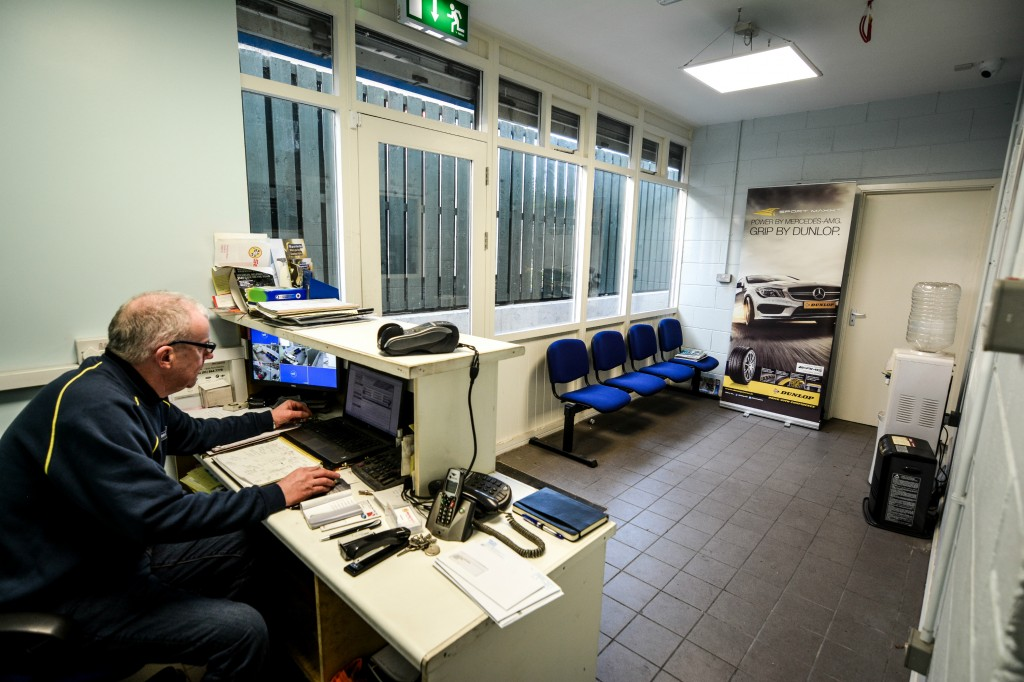 Sandyford Tyre Centre - Waiting Room