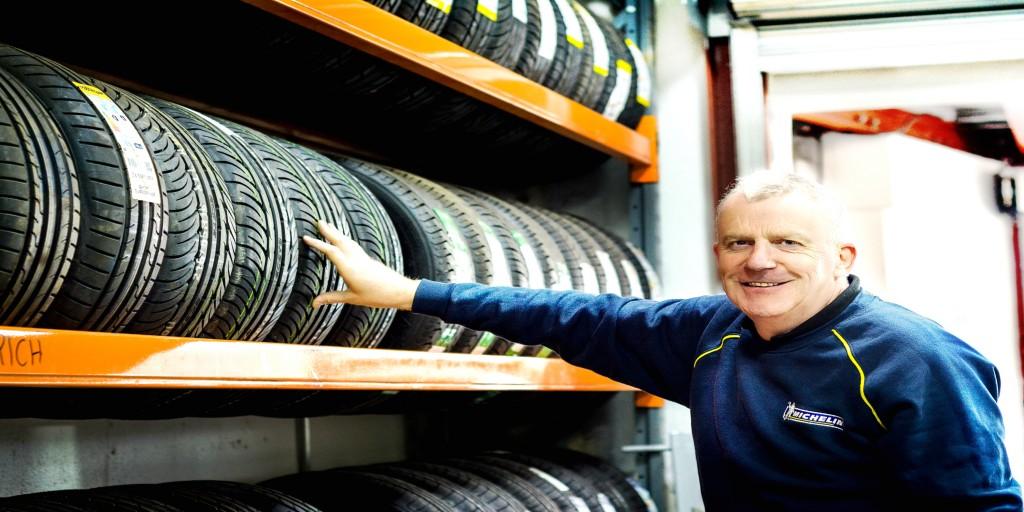 Frank Byrne - Sandyford Tyre Centre